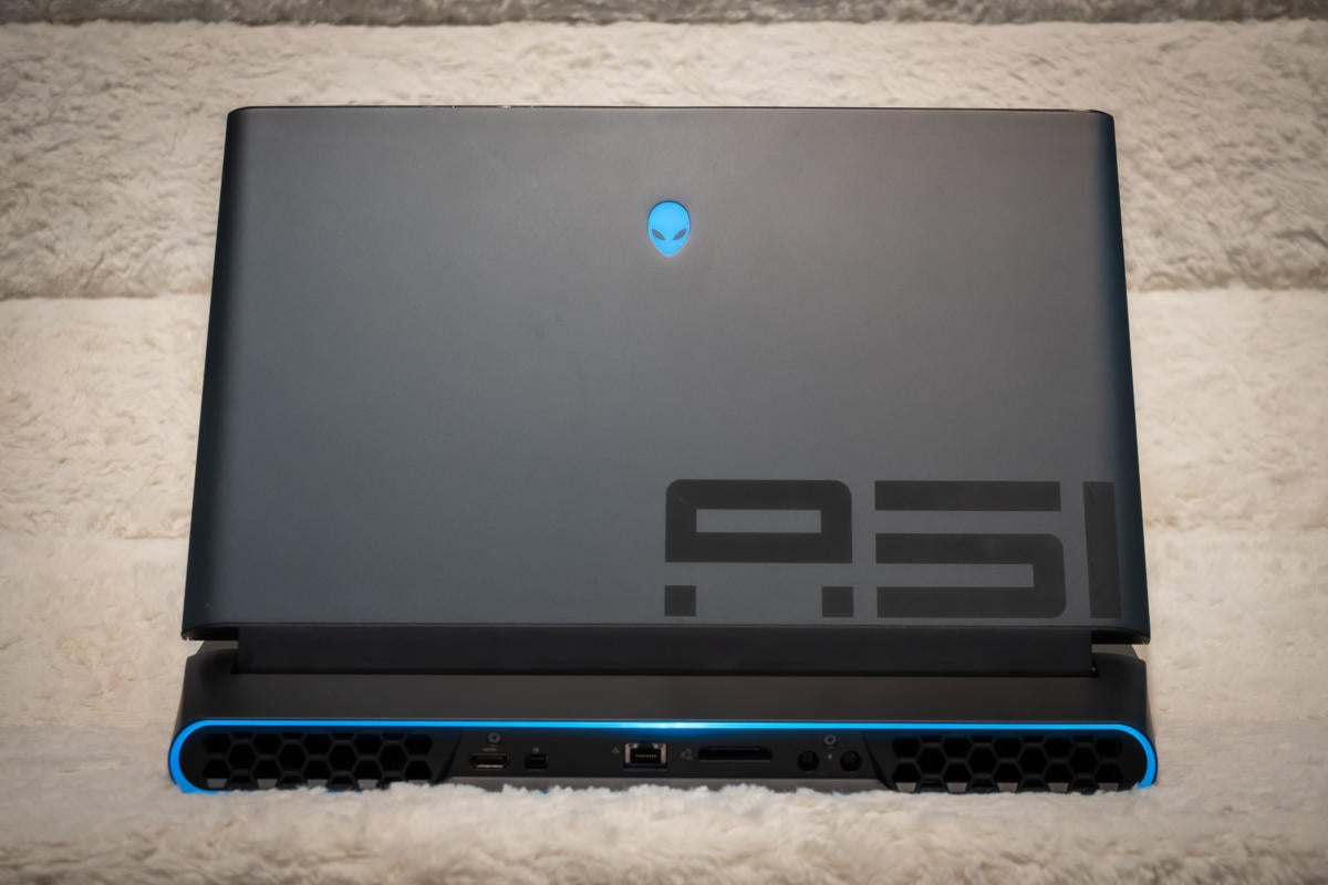 alienware area 51m lid dark side of the moon