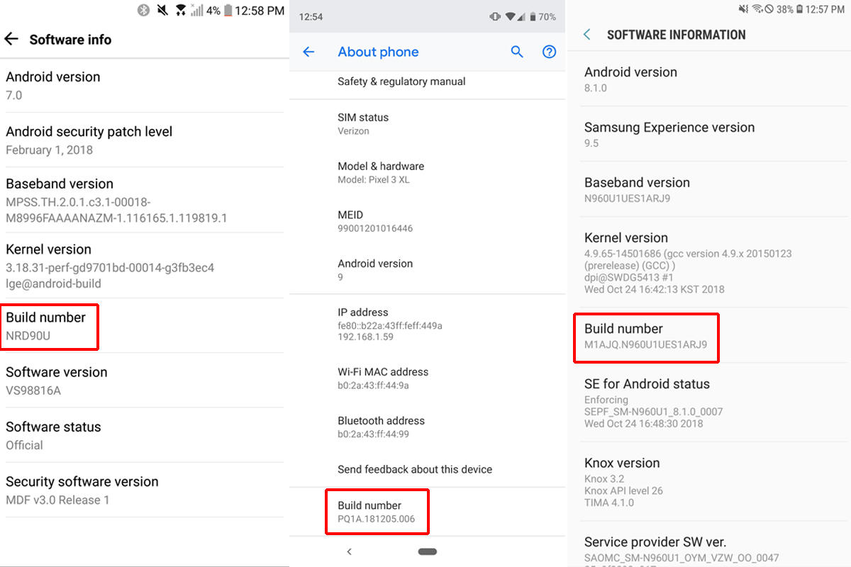 How to unlock and enable Developer options on any Android phone