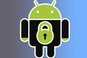 android robot security