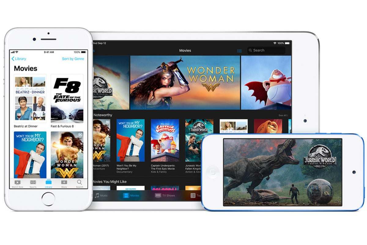 Apple will launch iTunes video app on Samsung Smart TVs this