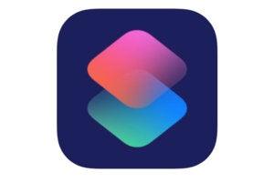 apple shortcuts ios icon