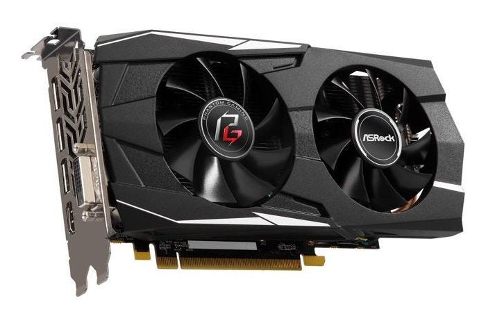 AMD's powerful, versatile 8GB Radeon RX 580 is just $165 at Newegg, with two free games