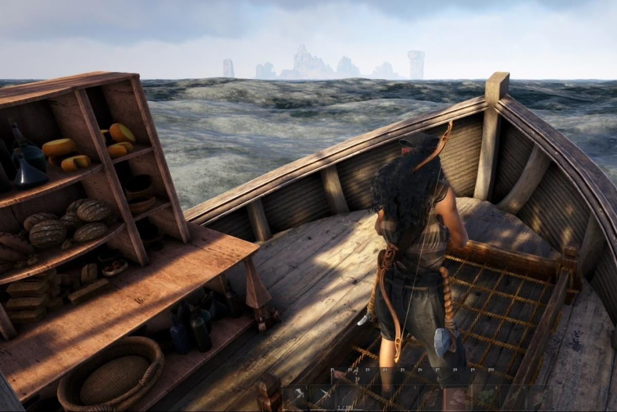 Atlas review impressions: A disheartening shipwreck | PCWorld