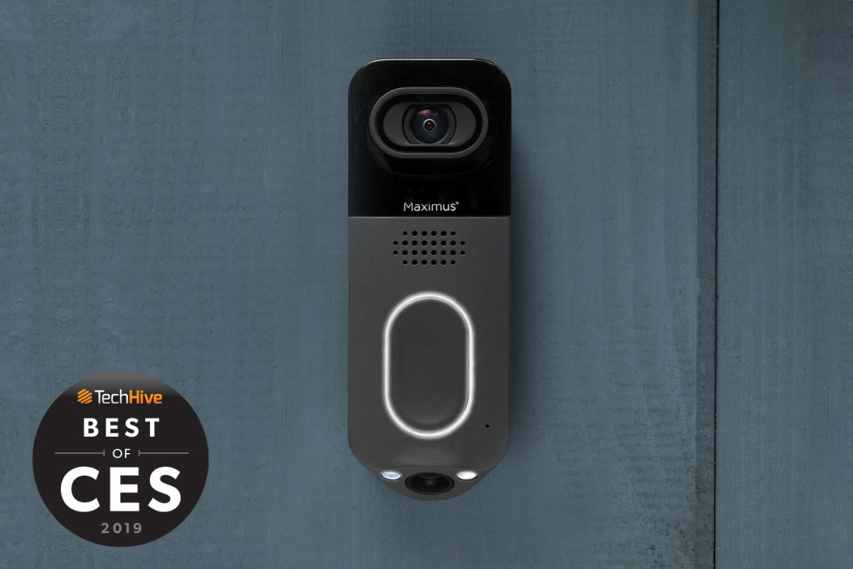 ces maximus doorbell