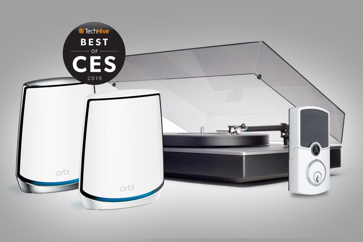 photo image Best of CES: The coolest smart home and home entertainment gear we saw
