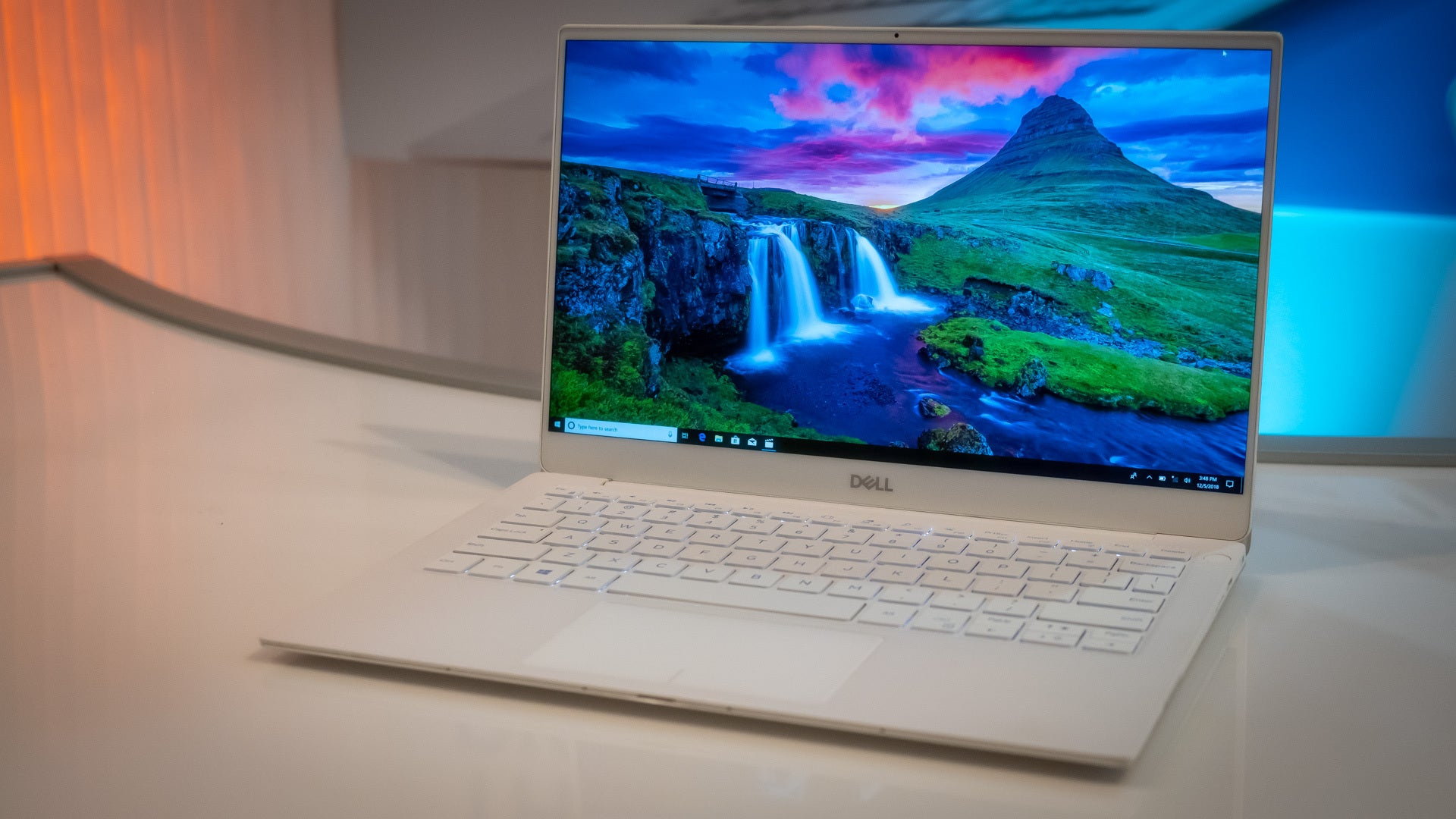 Hands on: Dell's XPS 13 finally puts the camera in the right