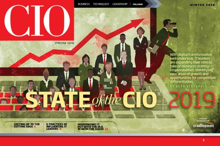 Winter 2019: State of the CIO
