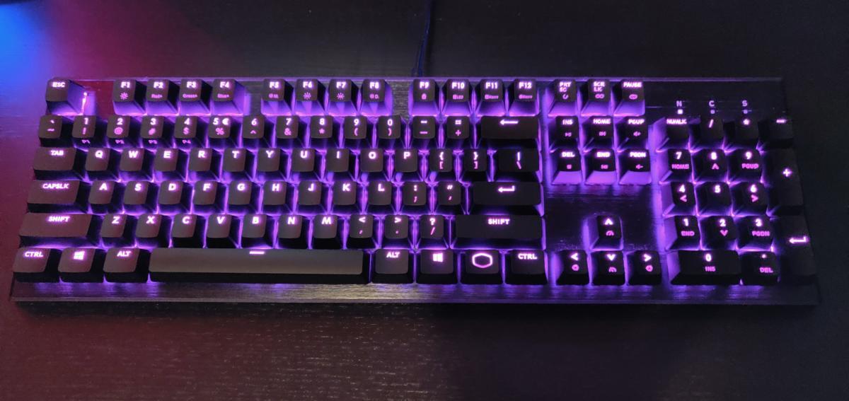 Cooler Master CK552 review: A fantastic RGB-backlit budget