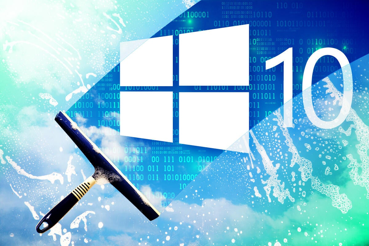CW > Clean Up Your Windows 10 Act