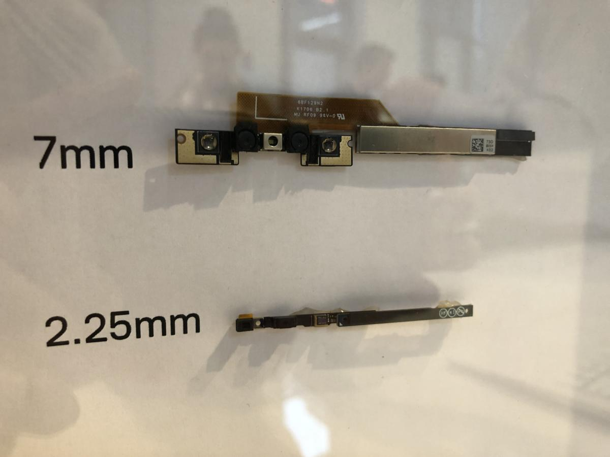 dell xps 13 9380 old camera vs new camera