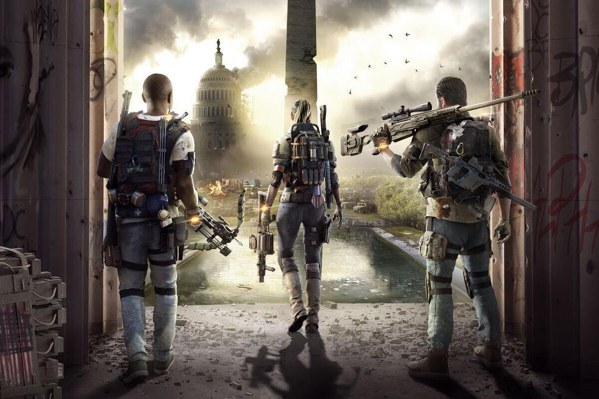 photo image An Epic defection? It looks like The Division 2 won't release on Steam, though Ubisoft's playing coy