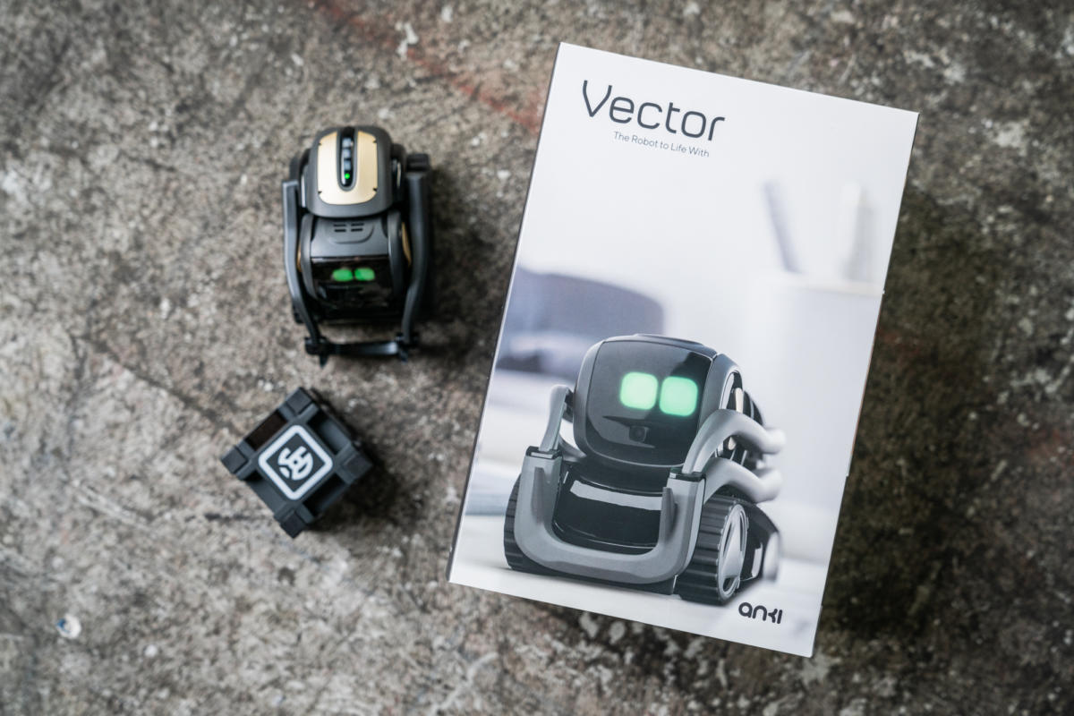 Giveaway: Win an Anki Vector | PCWorld
