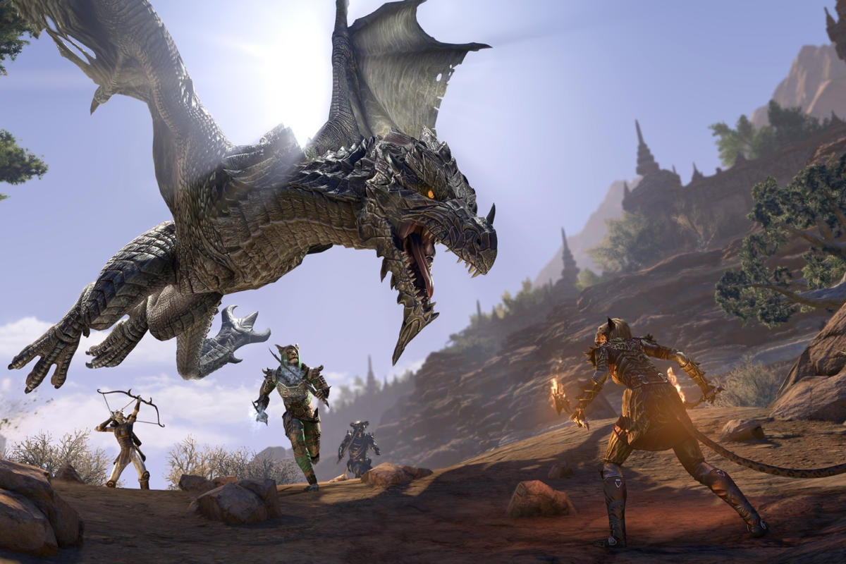 5 reasons to be excited about Elder Scrolls Online's