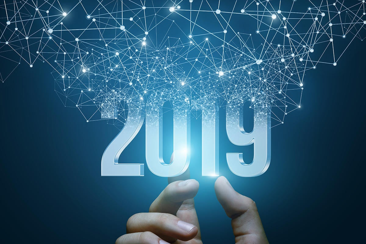 Top 4 enterprise tech trends to watch out for in 2019
