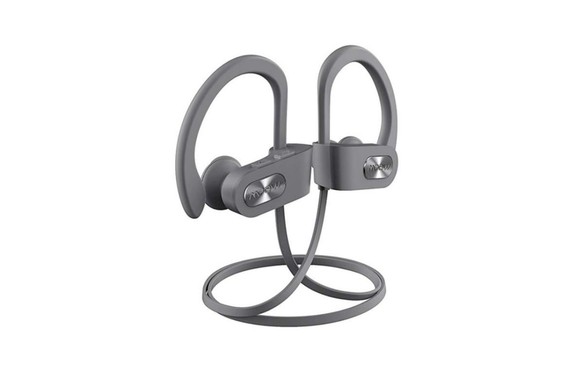 Mpow Flame Bluetooth Earphones Review A Fine Budget Option For Exercise Enthusiasts Macworld