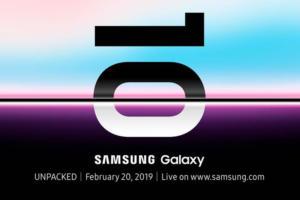 galaxy s10 invite