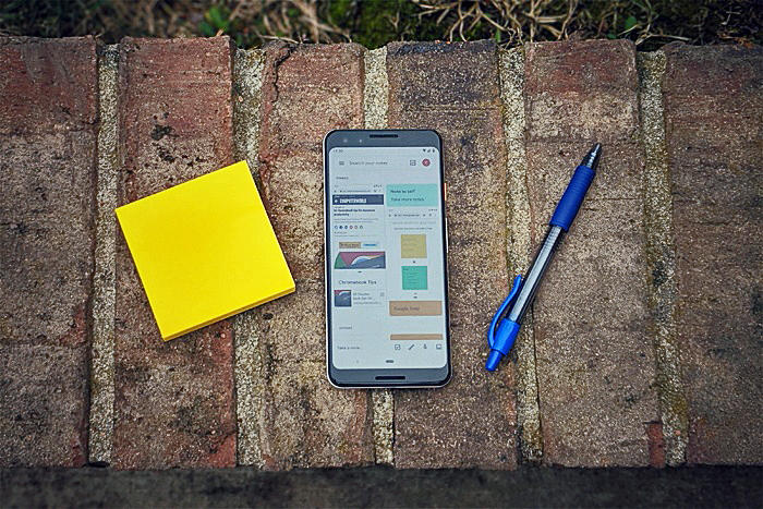 google keep android primary