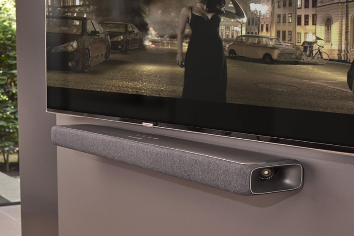 Harman Kardon Enchant 800 soundbar review: There are many better values in  home audio | TechHive