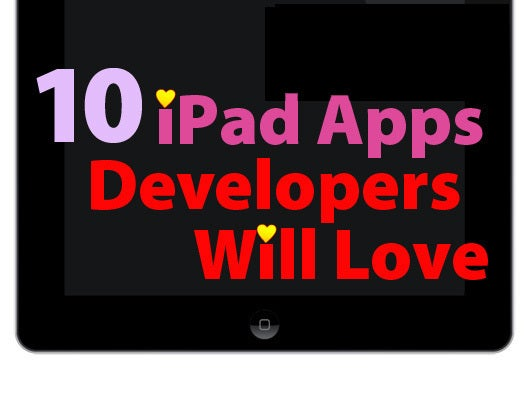 10 iPad apps developers will love | InfoWorld
