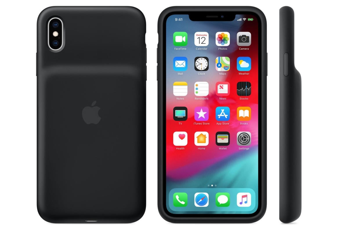 size 40 6c399 9c454 The new iPhone XS battery case works with the iPhone X, but don't ...