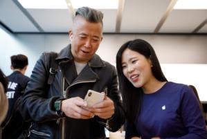 iphonex launch shanghai