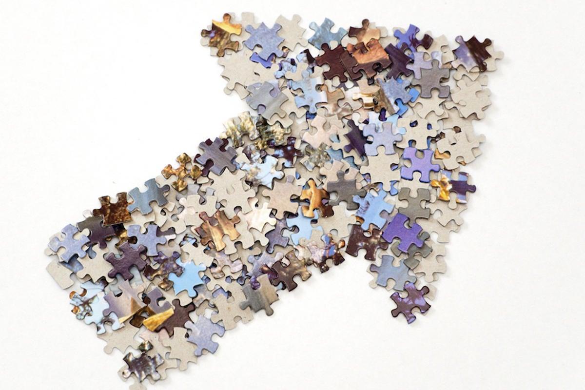 jsp java web technology puzzle pieces connects