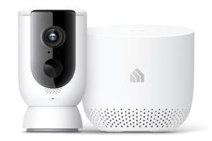kasa smart camera and hub