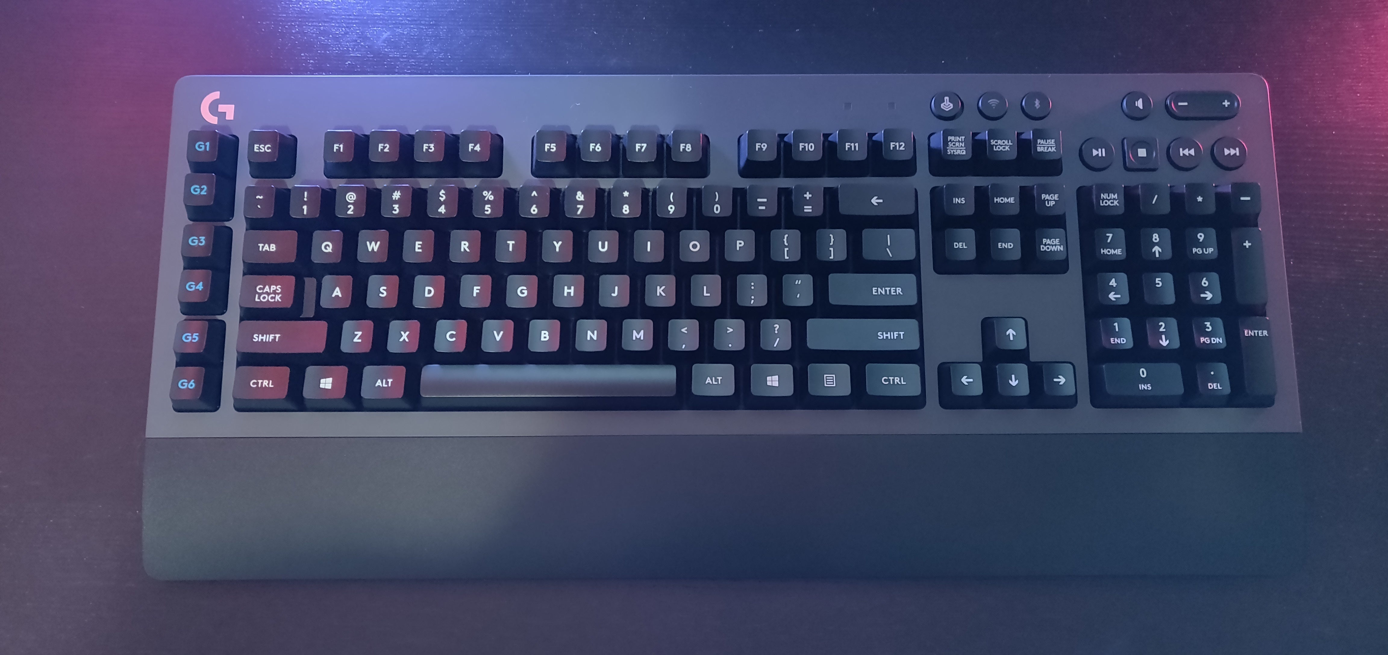 Logitech G613 Wireless Keyboard Review A Rare Mechanical