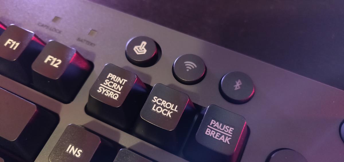 Logitech G613 wireless keyboard review: A rare mechanical option