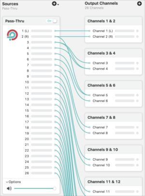loopback2 many many channels