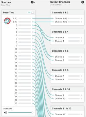 loopback2 many many channels