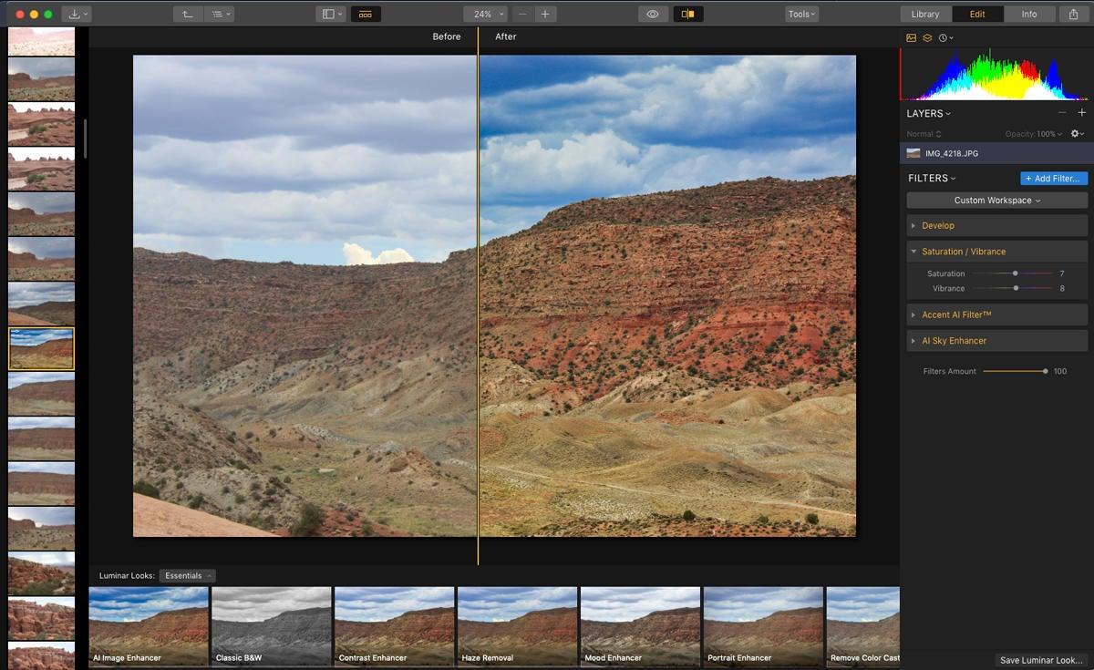 Luminar 3 review: A viable alternative to Adobe Lightroom