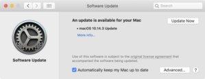 macos10143 update