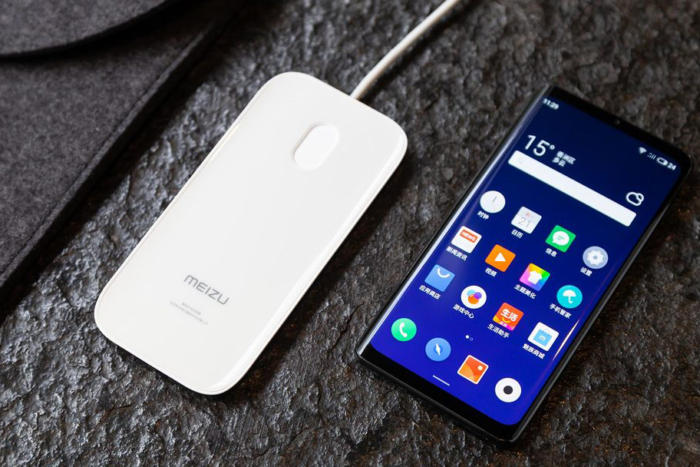 meize wireless charger