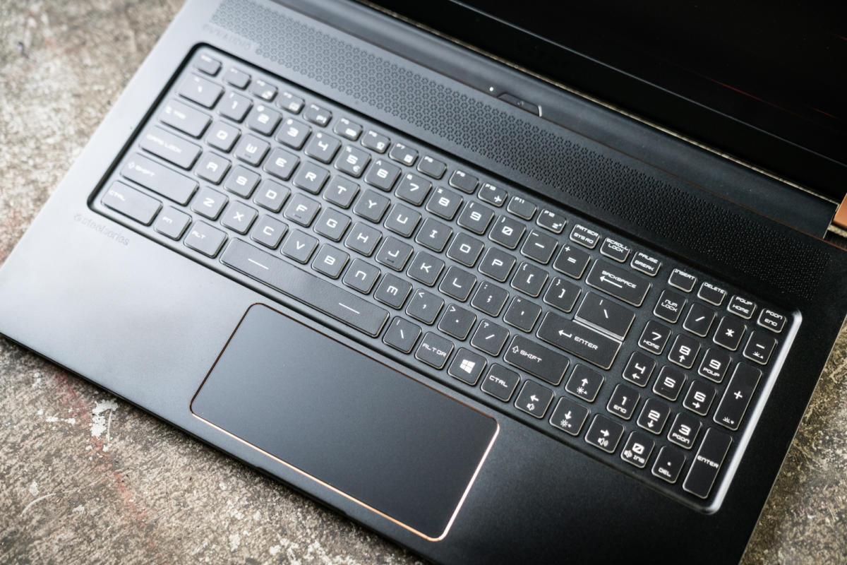 MSI GS75 Stealth Review: This light 17-inch laptop packs a