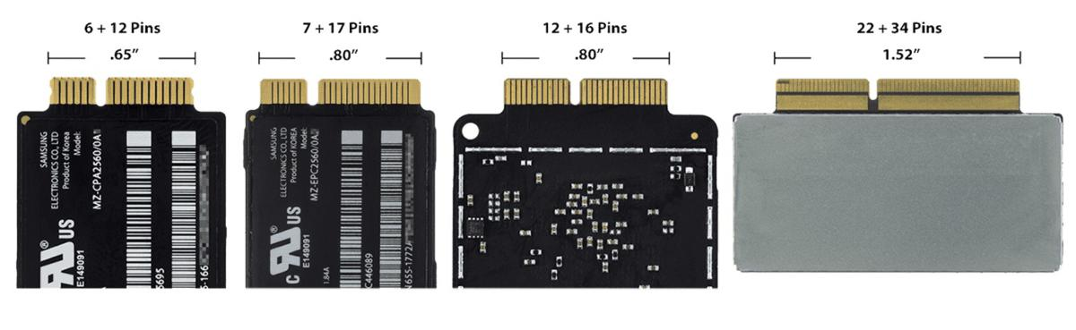 opt apple ssds connector types 1520x468
