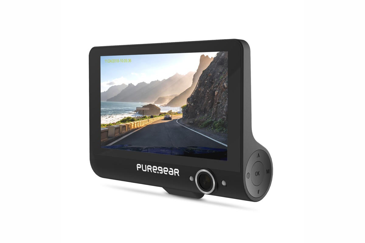 PureCam dash cam review: A clever product that's just a