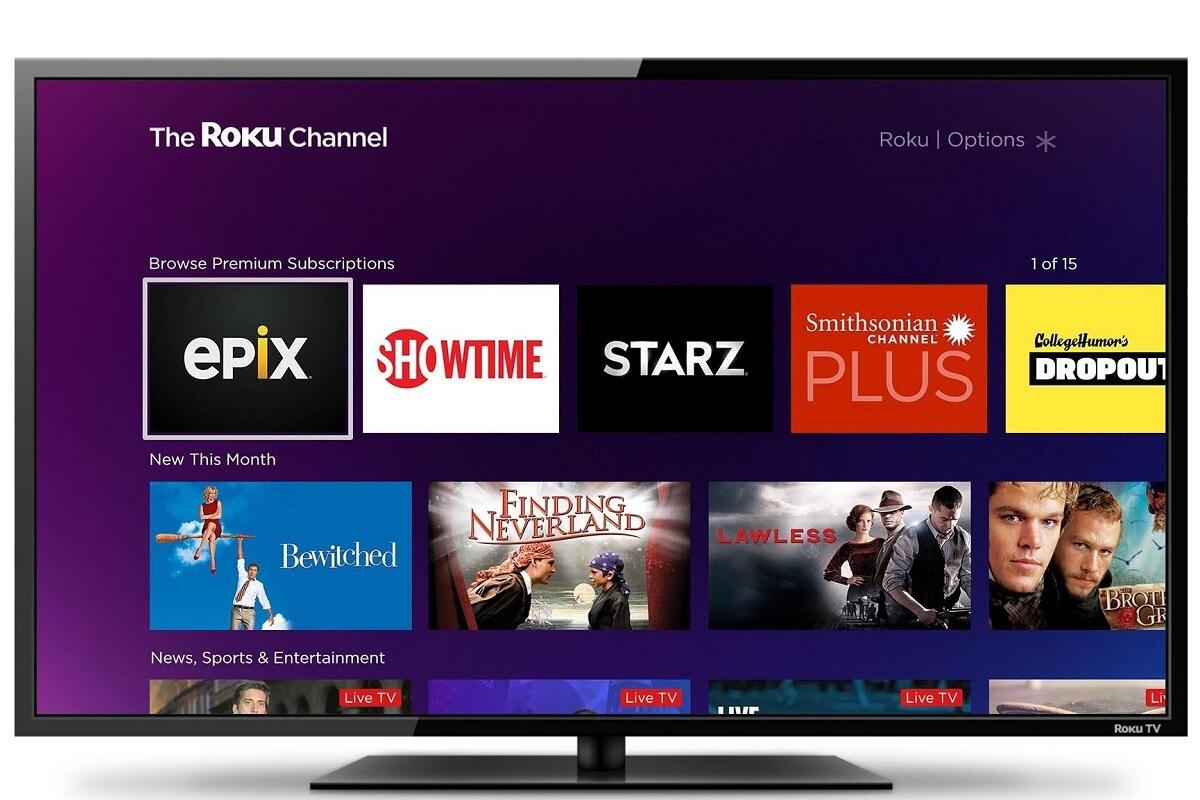 Roku is now selling subscriptions to premium video services