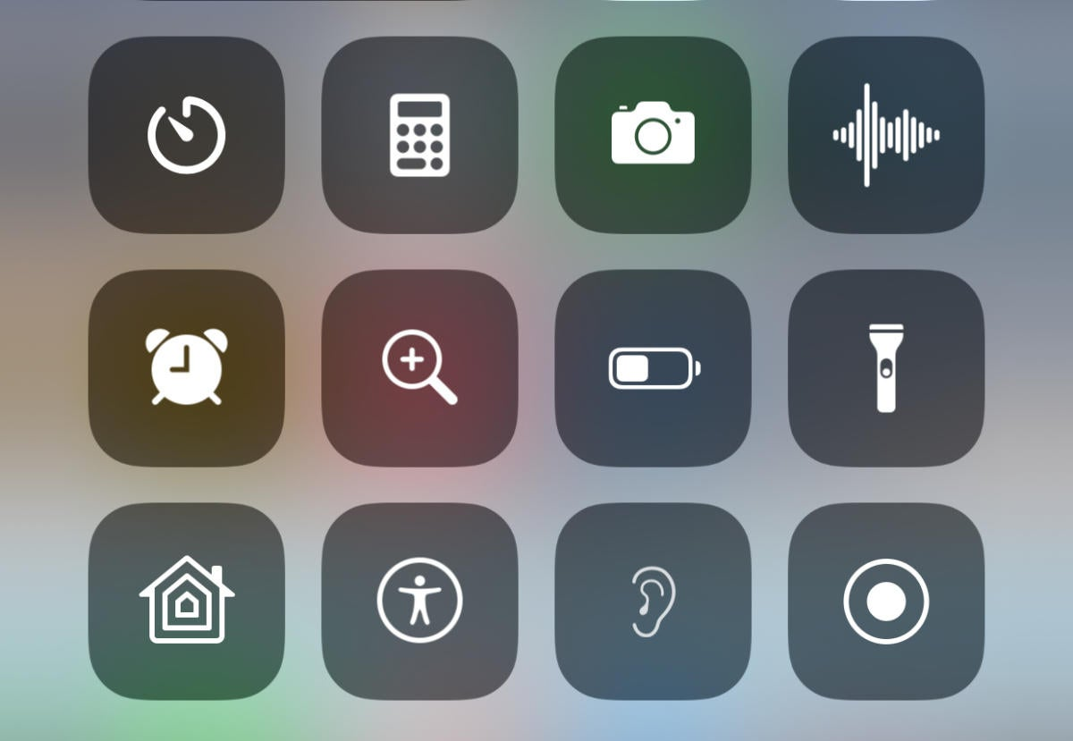 9 useful Control Center shortcuts for iPhone that you should