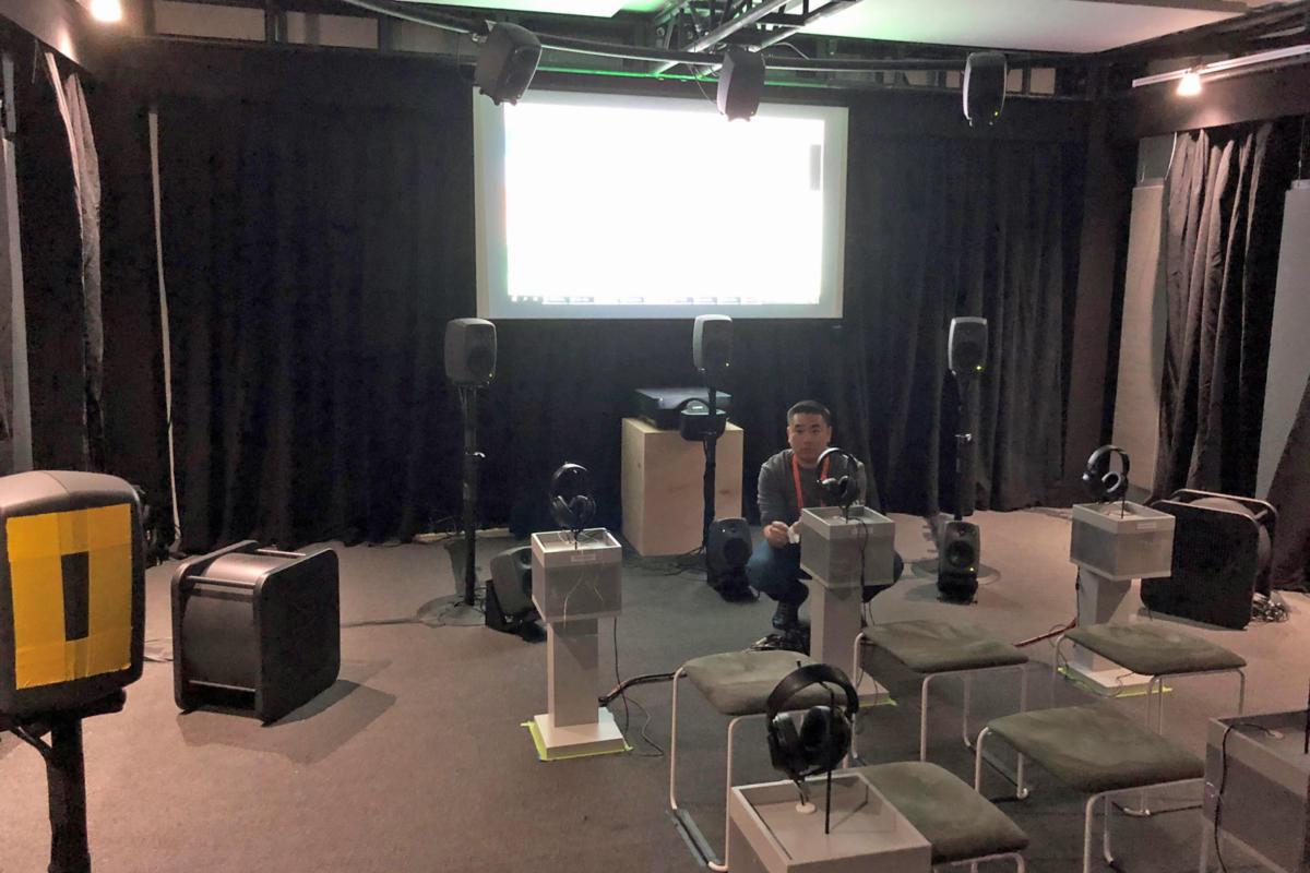 sony 360 reality audio demo