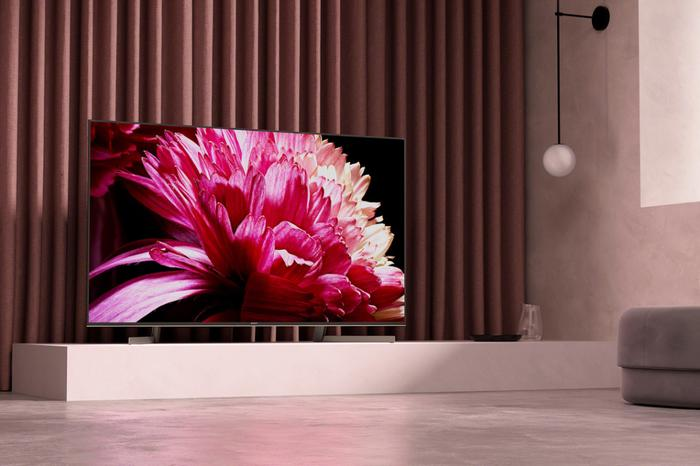 sony x8500g hdr tv