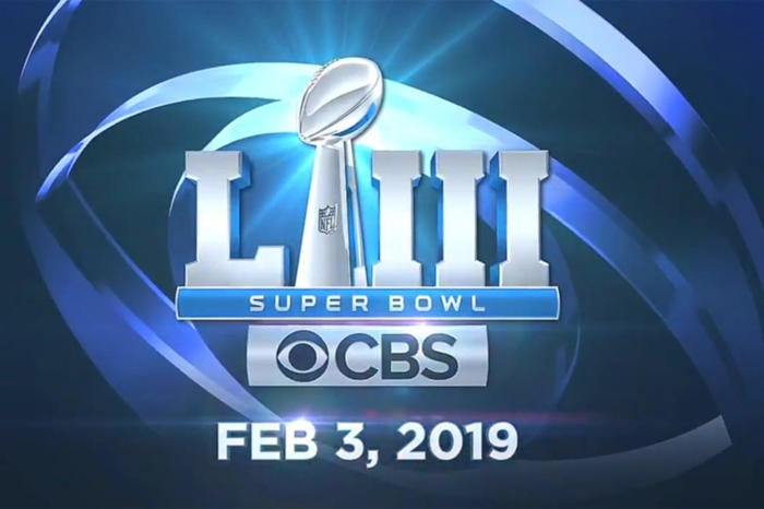 what channel is the superbowl on this year