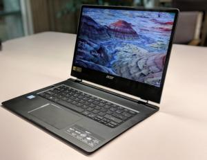Acer Swift 7 primary