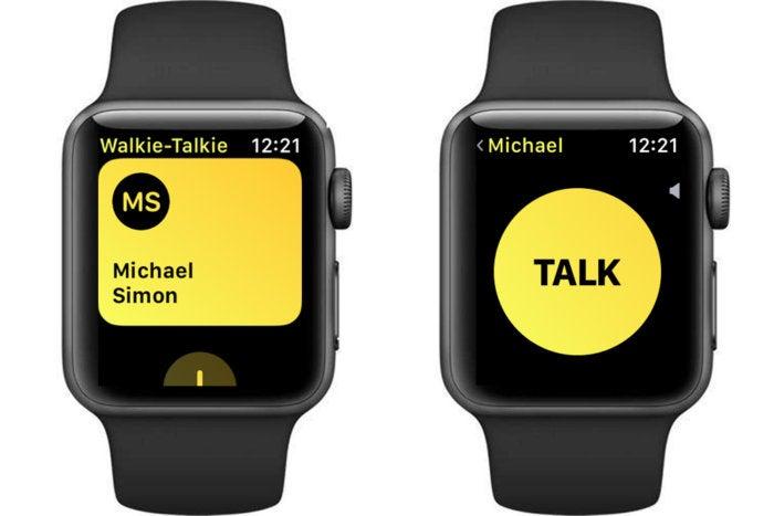 talk with walkie talkie app