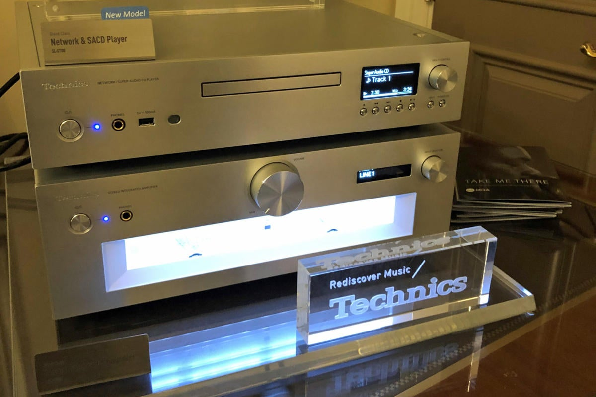 technics sl g700 at venetian