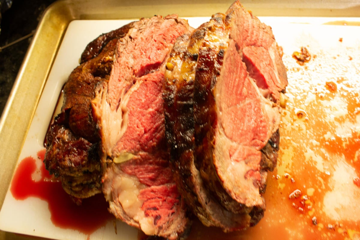 timberline 850 roast prime rib