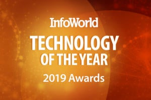 InfoWorld Technology of the Year Awards promotional information