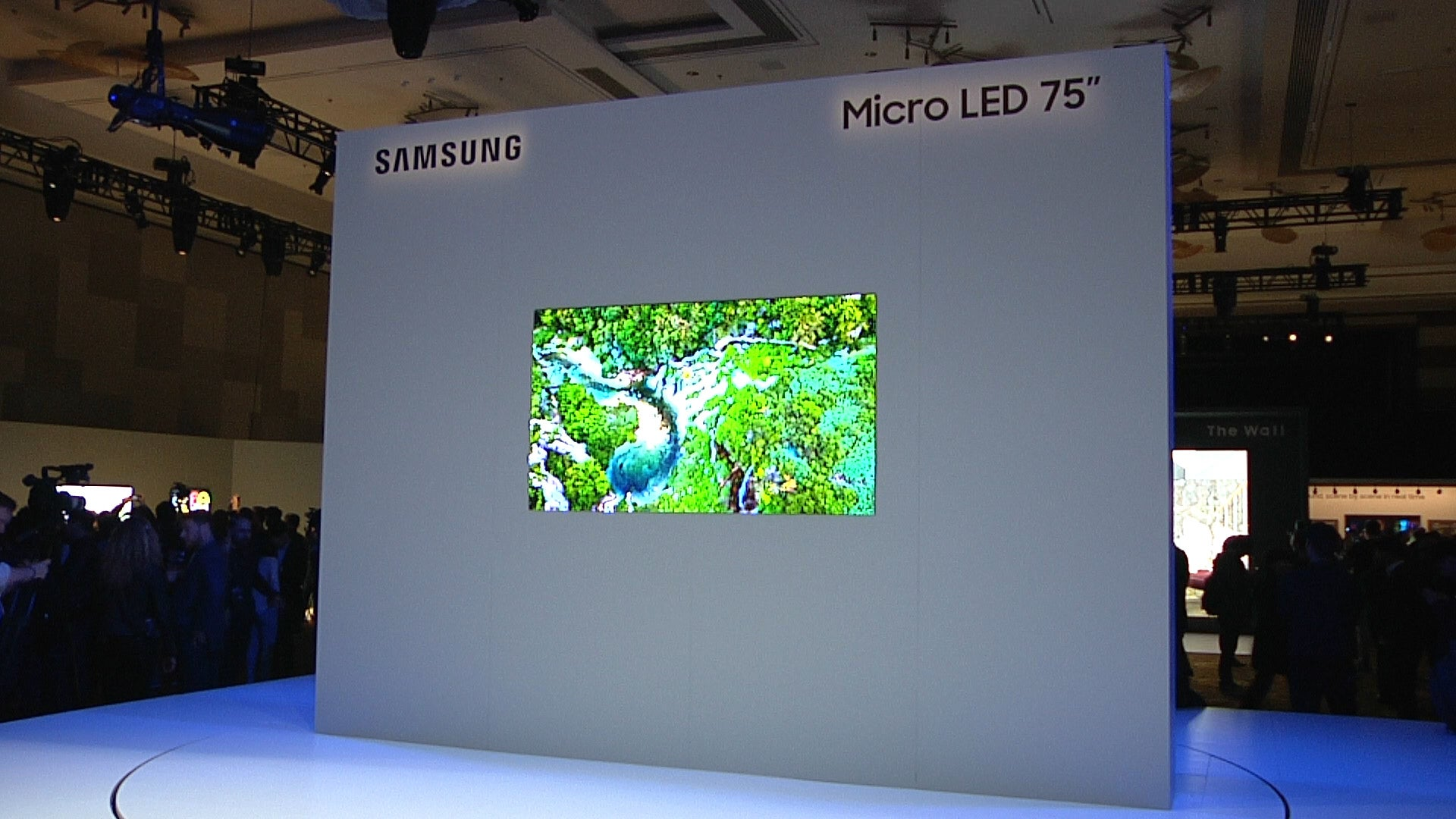 Samsung talks Micro LED and its latest 75-inch TV | TechHive