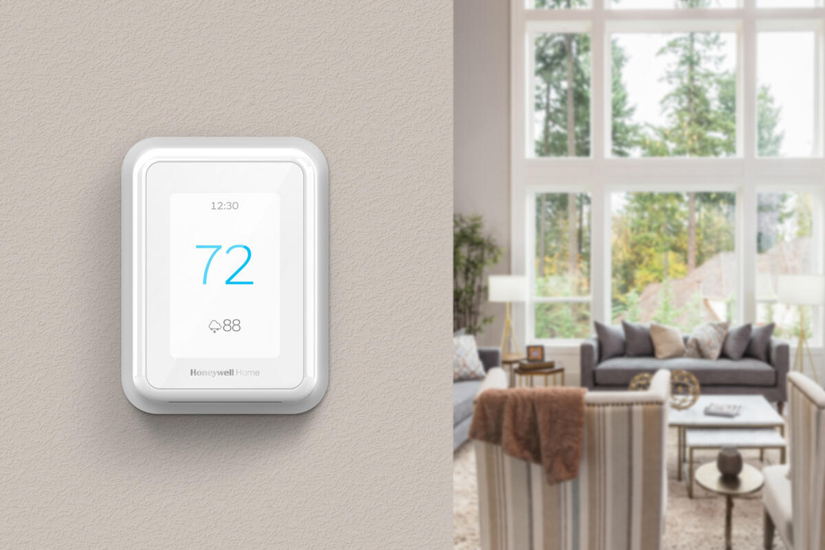 Honeywell Home T-Series smart thermostats from Resideo
