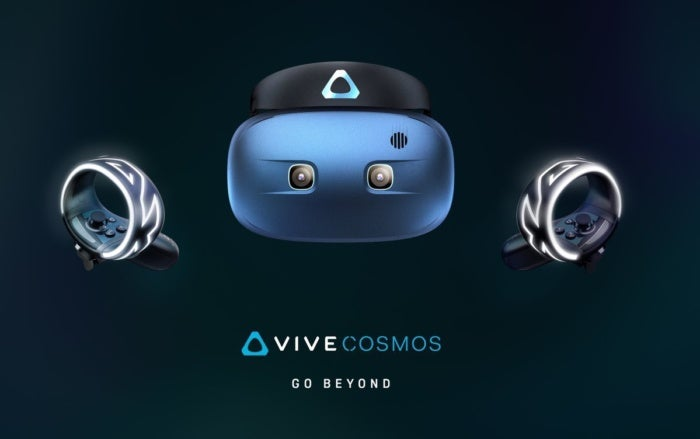 HTC reveals two new VR headsets, the untethered Vive Cosmos